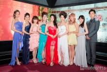 元AKB48倉持明日香「キャバ嬢はじめました」筧美和子、石川梨華らが華を添える