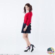 「美少女戦士セーラームーン」5戦士の ポップなセーラー服風『靴下』が登場!