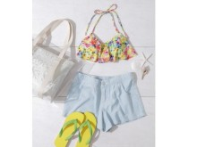 コーデ不要の「RODE SKO ロデスコ」のおしゃれビーチセットで夏が待ち遠しくなる♪