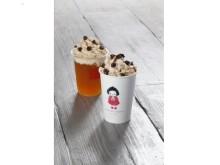 フレーバーは100種類以上♪プレミアム台湾茶と本格フレンチクリームを合わせた新感覚テイストにハマってしまう人続出?!