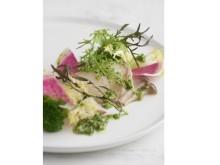 【KIHACHI】夏の魚介を心ゆくまで味わうスペシャルコースが登場☆シマ鯵のにぎりを思わせる一品も!