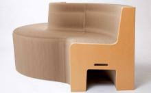 1人掛けソファが一瞬で16人掛けに!伸縮自在の省スペース家具がすごい