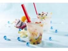 プチプチ新食感と濃厚マンゴーどっちがお好み?「ナポリス ピッツァ&カフェ」の夏限定ドリンクが気になる~☆
