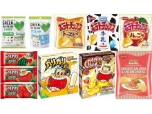 【コンビニ新商品】5/30~6/3に発売された新商品は?ポテトチップス、トースト・牛乳味ほか6商品