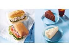 わさびテイストのパニーニが夏らしい!エクセルシオールカフェから新作パニーニ2種、スイーツ2種が登場
