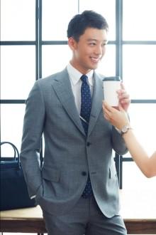竹内涼真のスーツ姿に胸きゅん 同僚とオフィスラブ?