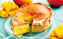 ジューシーなマンゴーたっぷり♡「パブロ」が夏限定タルトを発売