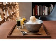 軽井沢の天然氷を使ったレクサスカフェのかき氷☆自家製アイスと極上シロップで贅沢カスタマイズ