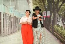 """""""インスタ2大女王""""ローラ&渡辺直美がコラボ「実際の見た目は全然違います」"""