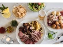 大切な人と訪れたい♡ブラジル料理と銀座の夜景が楽しめるラグジュアリーな大人のビアガーデン