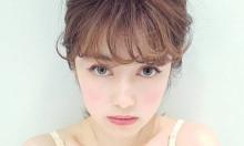 2016夏の最新トレンド前髪【リングバング】で抜け感抜群のモテ女子になろう♡