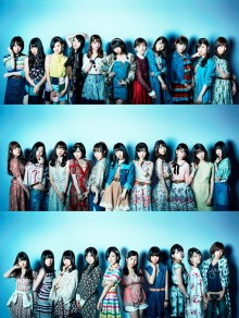 AKB48総選挙延長戦に乃木坂46が登場