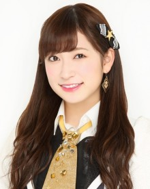 NMB48吉田朱里「少し悔しい」順位発表<第8回AKB48選抜総選挙>