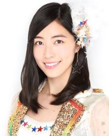 SKE48松井珠理奈、自己最高順位に笑顔「あと5年は卒業しません!」<第8回AKB48選抜総選挙>
