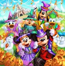 ディズニー・ハロウィーン、テーマ一新「TDL」&妖しげな異空間「TDS」で盛り上げる
