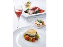 美味しく食べてキレイになろう!井の頭公園を望むリストランテで、夏の美的食材「トマトのランチコース」がスタート