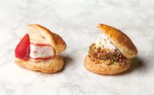 ひんやり×サクサク感が絶妙♡「リトル・パイ・ファクトリー」が夏限定アイスパイを発売