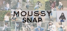 世界中から発信!! MOUSSYが新たなインスタアカウントを開設!