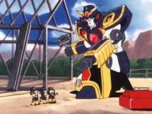 熱血アニメ列伝その9 制作側のキャラへの愛に癒しを感じる?『 黄金勇者ゴルドラン 』