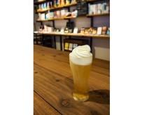 地ビールとソフトクリームのビタースイートな出会いに感謝☆新感覚ドリンク「ハチハチビアフロート」の旨さをいち早く体感せよ!