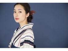 和モダンな柄や伝統モチーフで、粋な日本美人に変身!カジュアルに着られる「ユニクロのゆかた」が今年も発売