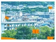 オレンジ色の旗を目印にした津波防災プロジェクト「#beORANGE」に注目☆
