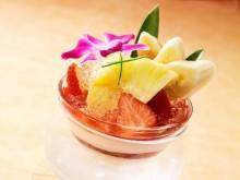 色鮮やかなハワイアンキルトとハワイアンフードを満喫♡キャシー中島プロデュースの夏季限定ラウンジがオープン