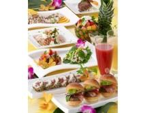 ハワイの高級リゾート気分が味わえる!? 「ホテルオークラ福岡」で「ハワイアングルメフェア」開催