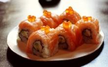 日本を代表するデザイナーが手掛けたロンドンの寿司バーがオシャレ♡