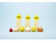 夏のスイーツはレモンがイイね♪ 東京渋谷で大好評の「Brooklyn Lemon」が関西エリアにオープン!