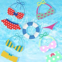 プールや海も安心♡ハデ過ぎずダサ過ぎないタンキニがおすすめ!