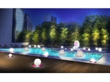 都会の夏を贅沢に楽しもう!ラクジュアリー感あふれるの都内のホテルプール3つ