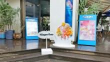 ぜいたくなアイススイーツがたくさん♡ 話題の「ハーゲンダッツカフェ」に行ってきた!!