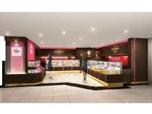 ベルギー王室御用達チョコレートブランド「ヴィタメール」が7月28日に東急百貨店 東横店にオープン!