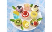 夏にピッタリ!コージーコーナーの夏季限定プチケーキセットがかわいい♡