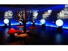 ちきゅうで遊ぼう! 地球体験スペース「丸の内・触れる地球ミュージアム」が東京駅前にオープン