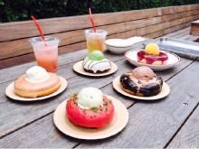 人気のアイスとドーナツがコラボした!最大132通りで楽しめるスイーツを代官山と横浜で味わおう♡