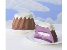 新しい祝日「山の日」はスイーツで山に親しもう! お山の形に涼やかな味わいの「ブルーベリーマウンテン」新登場