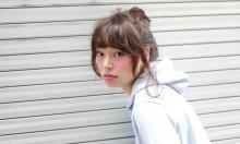 話題の月9ドラマ『好きな人がいること』桐谷美玲ちゃん演じる美咲風ラフお団子ヘア大特集☆
