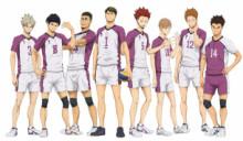 10月より放送のアニメ『 ハイキュー!! 』第3期シリーズより、「白鳥沢学園」の新ビジュアルが公開。主題歌アーティストも決定。