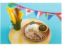 リオオリンピックを食べて応援!ブラジルの郷土料理が20分で簡単につくれる「Kit Oisix」が登場!