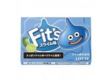 """ロッテ「Fit's」×ドラクエがコラボ♪ぬるぬるとろーりした""""スライム味""""のガム」ってどんな味?"""