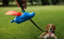生活感漂うビニール袋とはさよなら!犬の形をしたお散歩グッズがキュート♡