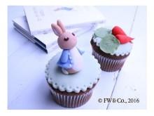 ピータラビットの世界を堪能できる「六甲山英国フェア」が開催中!可愛いデコカップケーキレッスンなどイベント盛りだくさん