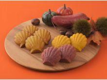 季節限定「秋のマドレーヌ」が販売開始!3種類のスイーツで一足早めの秋を食べちゃおう