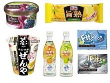 【コンビニ新商品】8/22~8/26に発売された商品は?驚きのスライム食感!ロッテ「Fit'sスライム味」ほか4商品