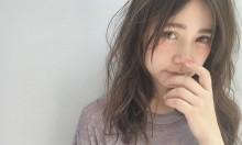 """キーワードは『タバボサ』!ぼさふわな束感が新しい""""こなれ女子""""を作る☆"""