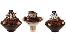 チョコ好き必見☆ソルビンの季節限定メニュー第3弾はチョコづくしの濃厚かき氷