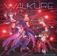 ワルキューレ 2ndアルバム「Walküre Trap!」 ジャケットビジュアルが公開