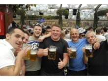ビール好き必見!本場ドイツの「オクトーバーフェスト」専用のプレミアムビールが、本日9月5日に日本最速で解禁★